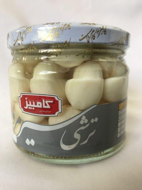 Pickled Garlic -White 320g- Kambiz BPP0044 1