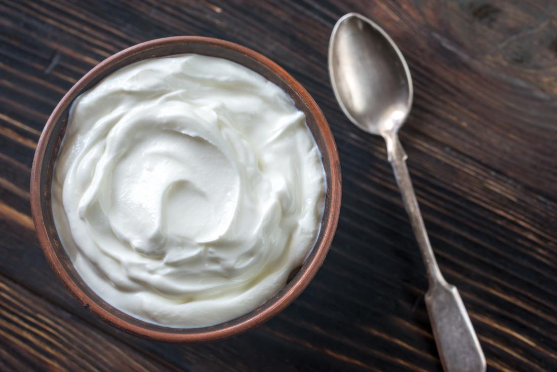 Sour Yoghurt - The natural benefits 1