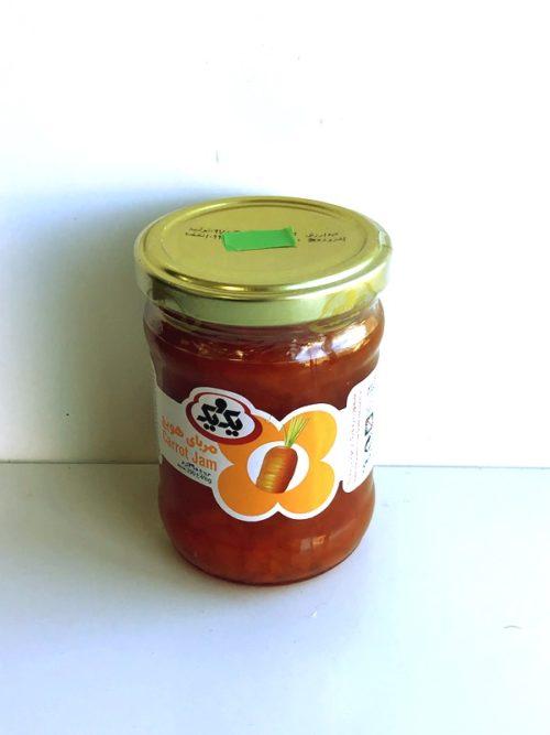 Carrot Jam from 1&1