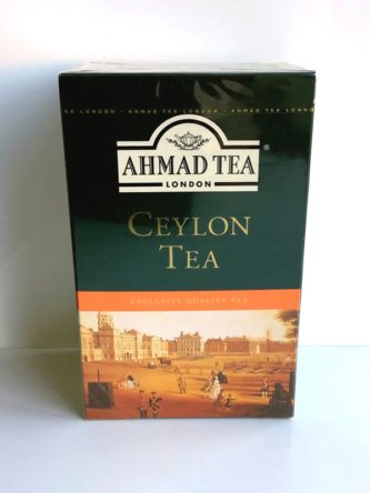 Loose Ceylon Tea - Ahmad