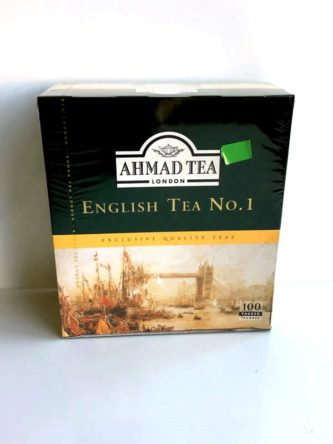 Ahmad English no1 Tea