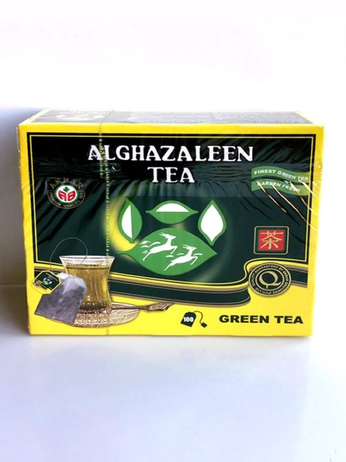 Green Tea Bags Do Ghazal