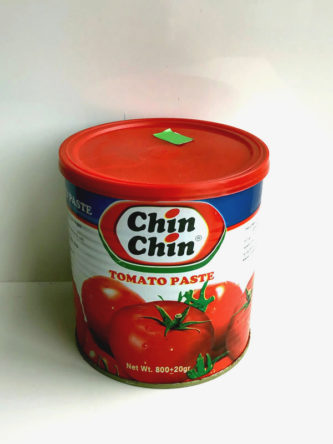 Tomato Paste from Chin Chin