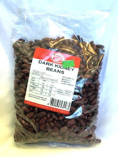 Dark Kidney Beans from Takin