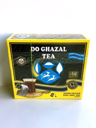 Earl grey tea Bags Do Ghazal