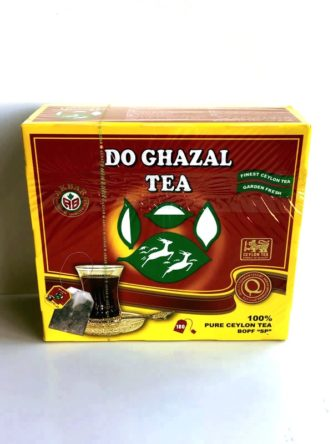 Ceylon Tea Bags - Do Ghazal