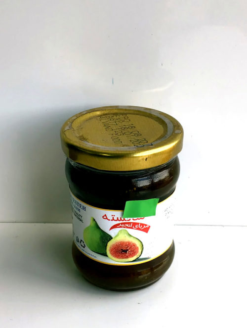 Fig Jam from Shayesteh