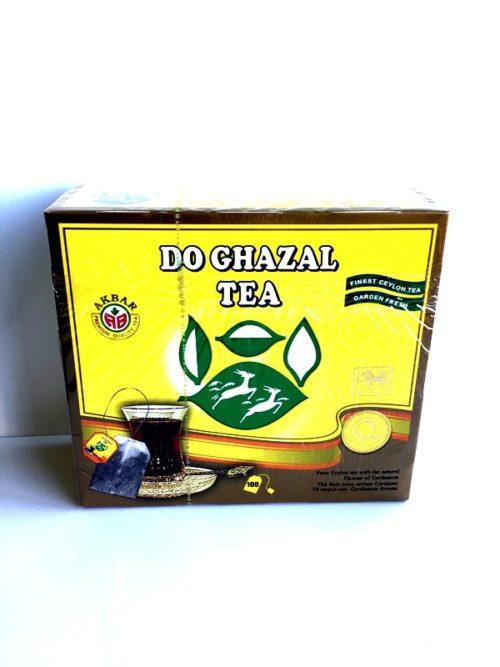 Do Ghazal Cardamon Tea bags