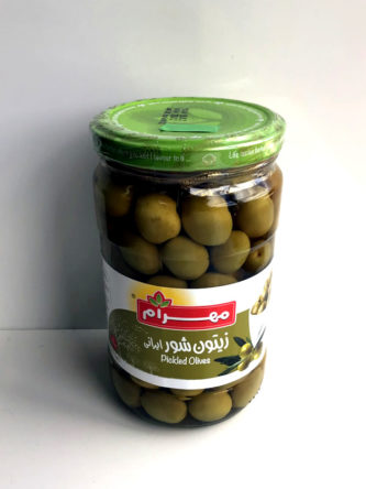 Pickled Olives from Mahram