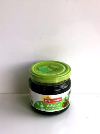 Cherry jam from Mahram