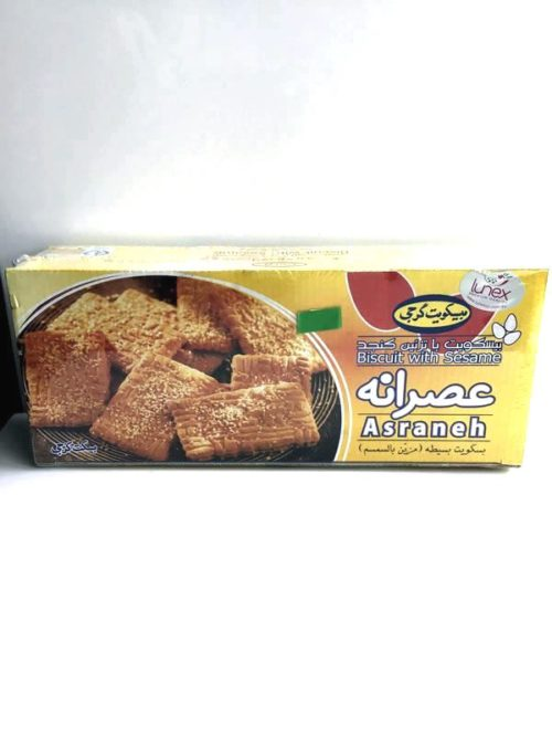 Sesame Biscuit from Asraneh