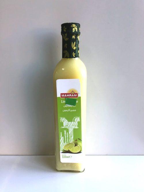 Mahram Lime Juice