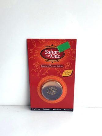 Saffron 0.5g from Saharkhiz