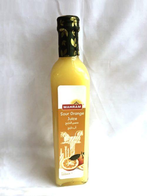Mahram Sour Orange Juice
