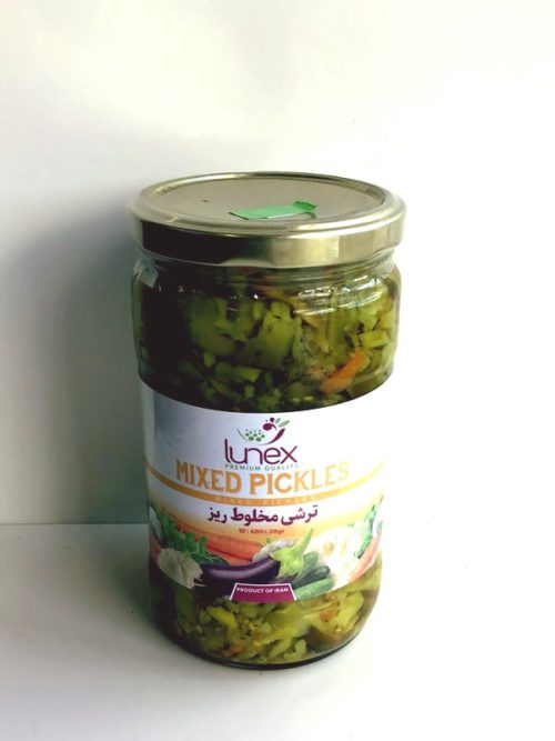 lunex pickled mixed veg