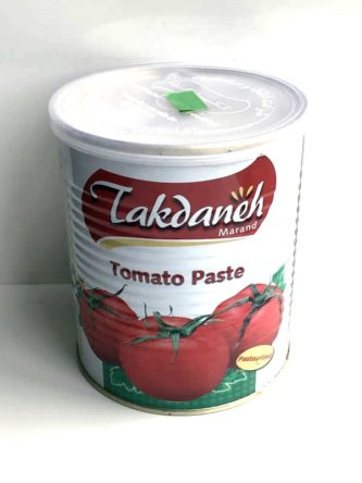 Tomato paste from Takdaneh
