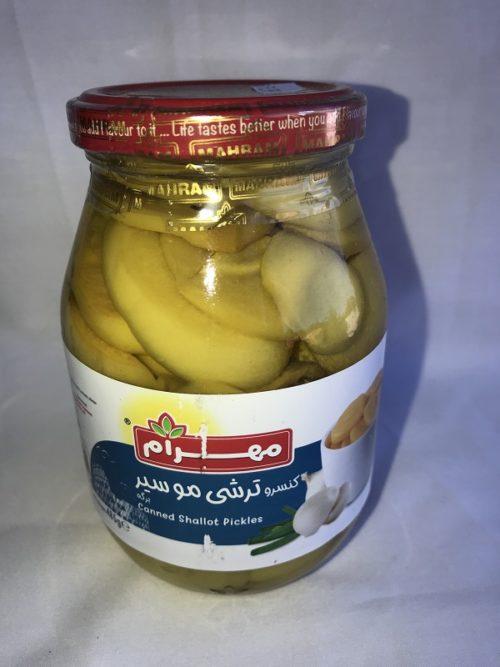 Pickled Shallots 485g -Mahram 1