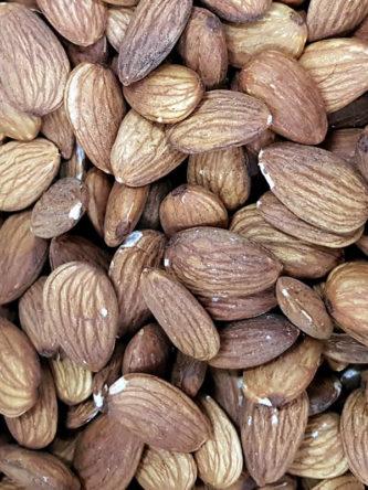 Smoked Almond-500gm 5