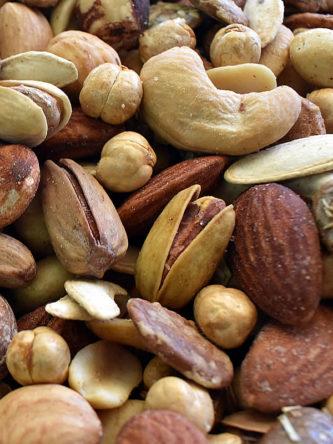 Smoked Almond-500gm 3