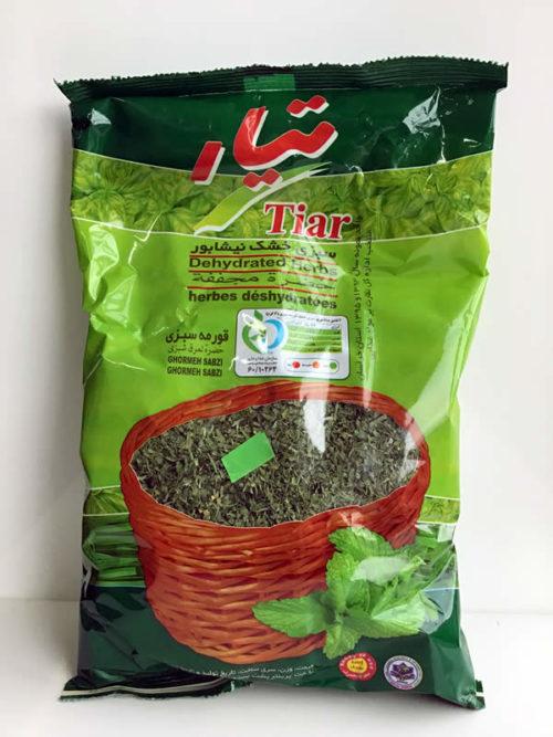 Dried Ghormeh Sabzi from Tiar