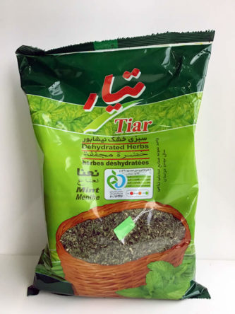 Dried Mint from Tiar
