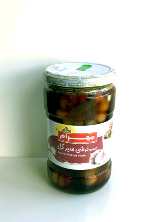 Pickled Garlic from Mahram
