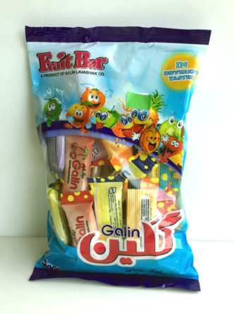 Fruit Bars from Galin